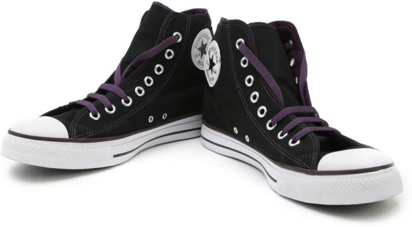 c8a5170528b Converse Canvas Shoes For Men - Buy Black