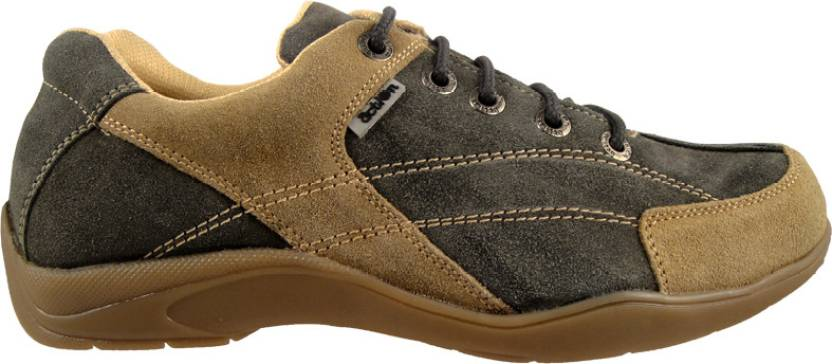 Action Olive casual Shoe Casuals For Men(Olive)
