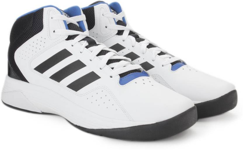 reputable site 51efe 23f05 ADIDAS CLOUDFOAM ILATION MID Men Basketball Shoes For Men (White)