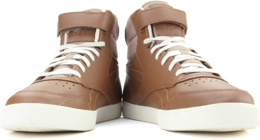 c8a3e83f228547 REEBOK EXOFIT HI FVS LUX Men Sneakers For Men - Buy Brown Color ...