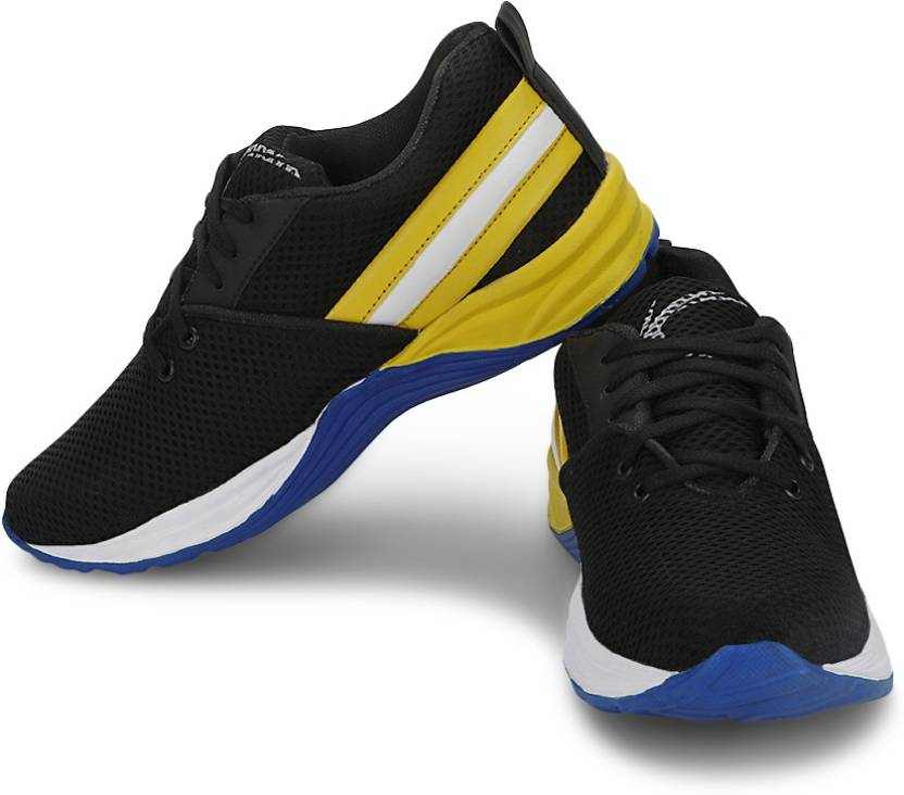 818e23094 Kzaara Running Shoes For Men - Buy YELLOW Color Kzaara Running Shoes ...