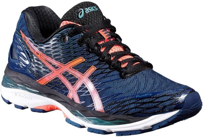 Asics Gel-Nimbus 18 Women Running Shoes For Women - Buy Poseidon ... b51921c2d