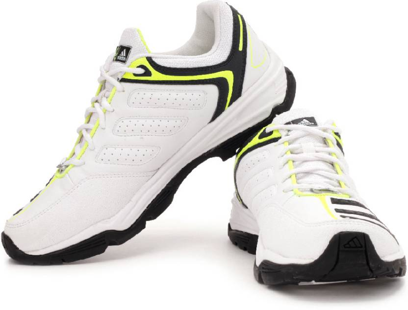 7f6583069e2 ADIDAS 22Yds Trainer2 Cricket Shoes For Men - Buy White