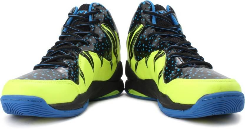 e2e6a32276b6 Nivia Heat Basketball Shoes For Men (Multicolor)