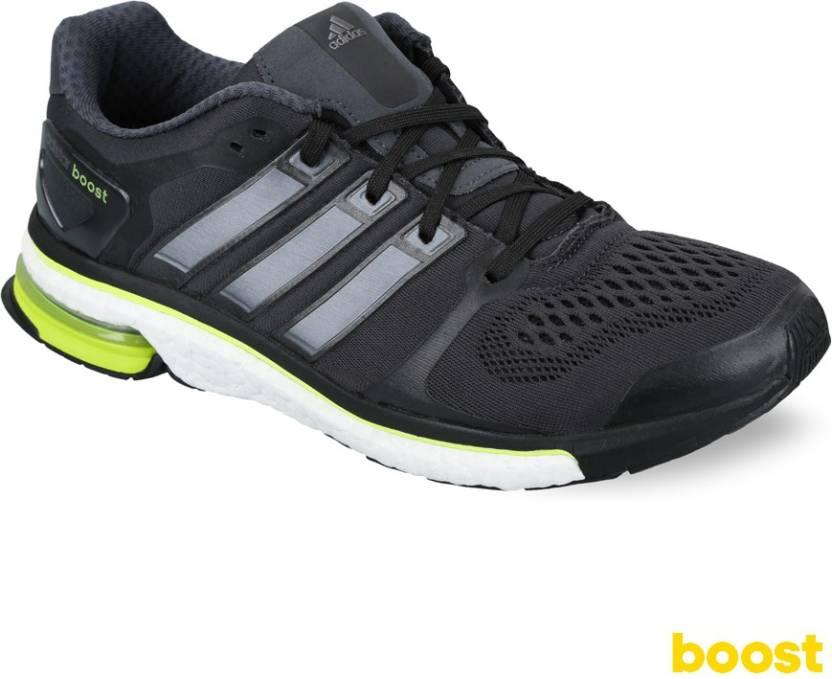 Adidas adistar impulso m esm scarpe da corsa per gli uomini comprano il colore grigio