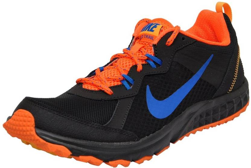 hot sale online 4b2f2 5d9a8 Nike WILD TRAIL Running Shoes For Men - Buy Multicolor Color ...