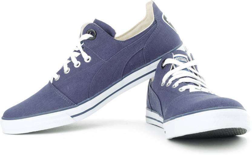 puma canvas shoes in flipkart