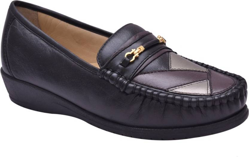 Enzo Cardini Bellies For Women - Buy BLACK Color Enzo Cardini ... df67c822c