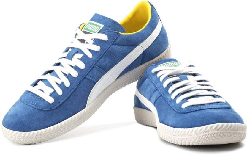 2eb54df24ce Puma Puma Brasil Football Vntg Sneakers For Men - Buy French Blue ...