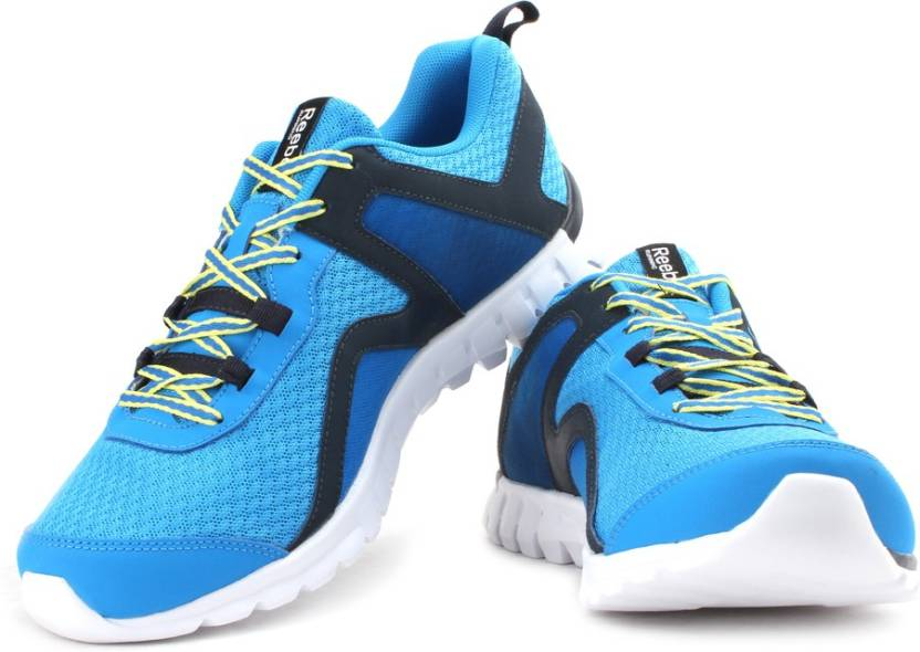 REEBOK Sublite Escape 2.0 Mt Running Shoes For Men (Blue)