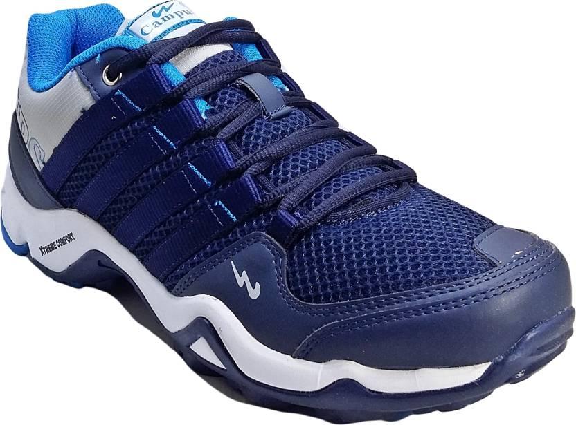 627ff9f8c Campus Men Navy Blue Running Shoes For Men - Buy Navy