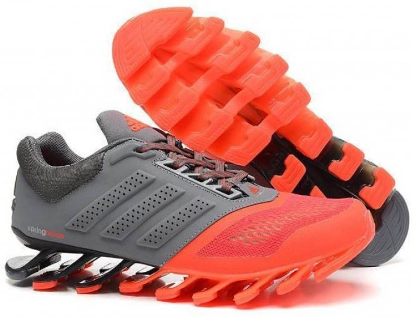 2b6e543087a9 ADIDAS Springblade Running Shoes For Men - Buy Dark Orange Color ...