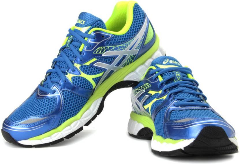 71658582a1b41 Asics Gel-Nimbus 16 Men Running Shoes For Men - Buy Blue