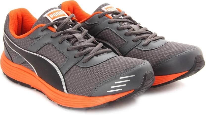 Puma Harbour Fashion DP Men Running Shoes For Men - Buy dark shadow ... cd12db841