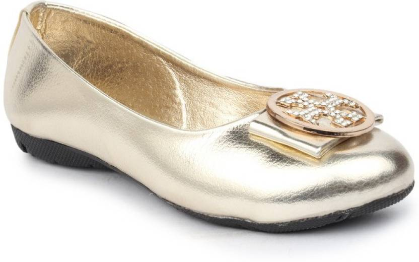 c23056a822a Sindhi Footwear Comfortable Bellies For Women - Buy Gold Color ...
