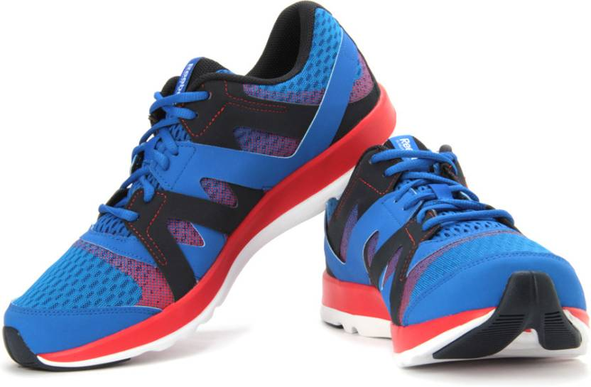 ac4d6843602 REEBOK Sublite Duo Flow Running Shoes For Men - Buy Blue Color ...