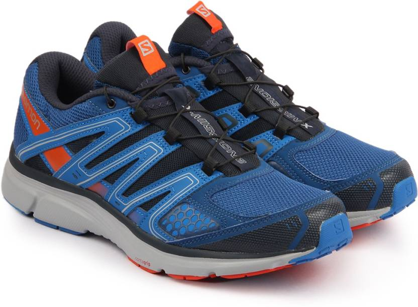 Salomon X-MISSION 2 GENTIANE/Union Blue/RD Running Shoes