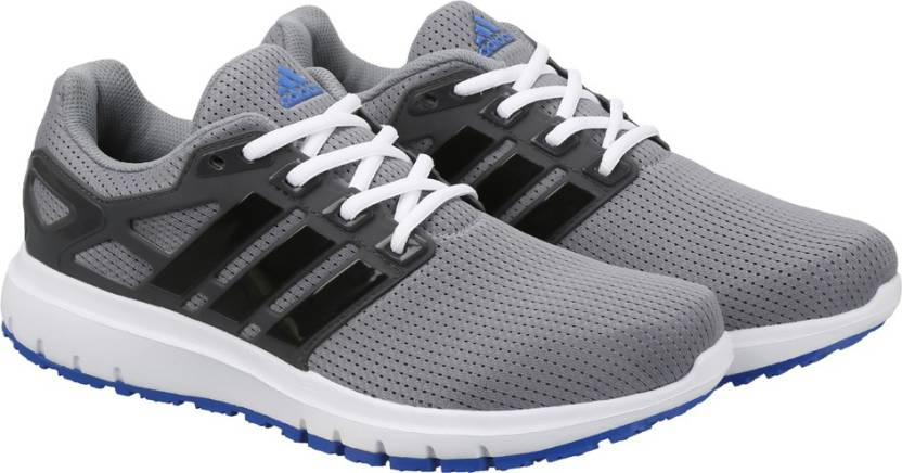 6eaf9cce031d ADIDAS ENERGY CLOUD WTC M Running Shoes For Men - Buy GREY CBLACK ...