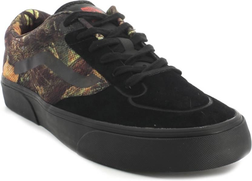 c573591da4f2b0 Vans Rowley Pro Lite Sneakers For Men - Buy Camo Color Vans Rowley ...