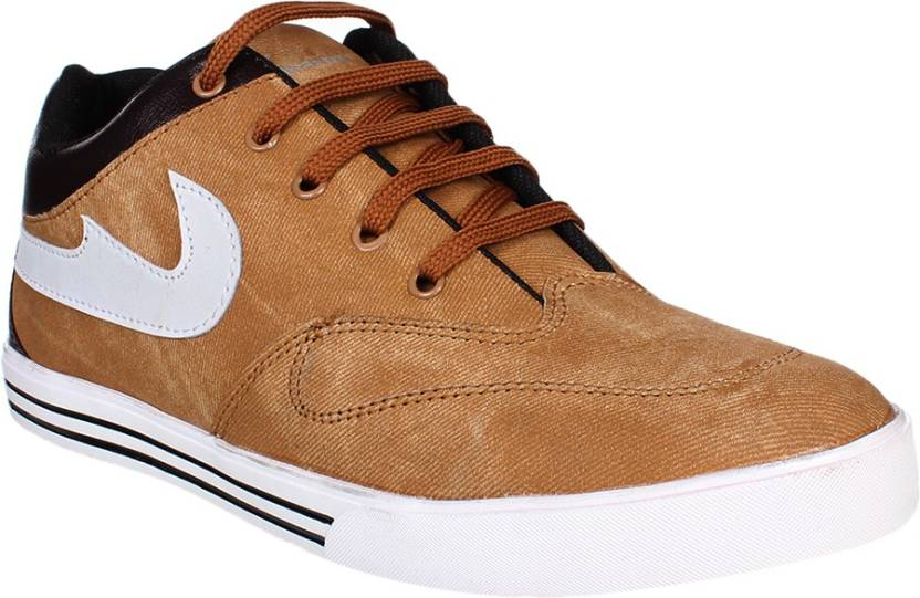 e99474161 Knight Ace Sports Casual Shoes For Men - Buy Tan Color Knight Ace ...