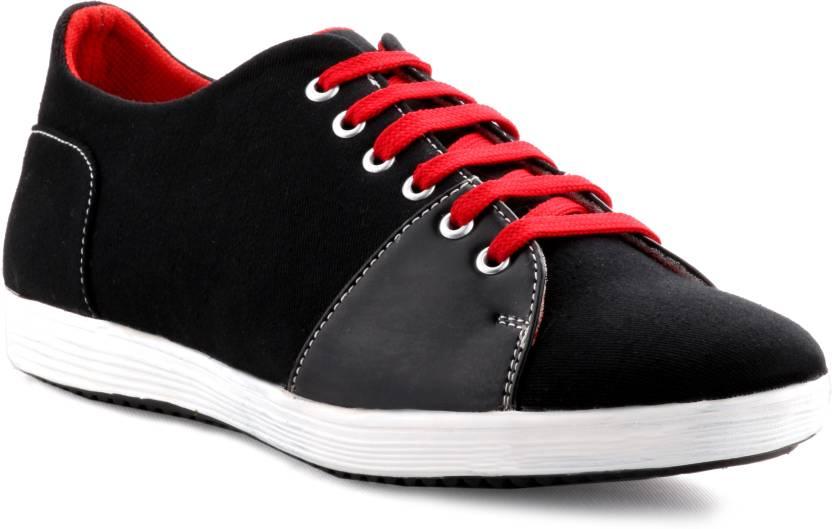 Zebra Men's Freelance Shoes Canvas Shoes