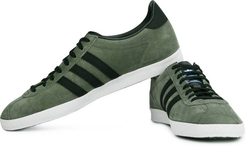 zwart For groen Gazelle Originals Adidas Og wit Sneakers Men ISxz0Iq6Aw