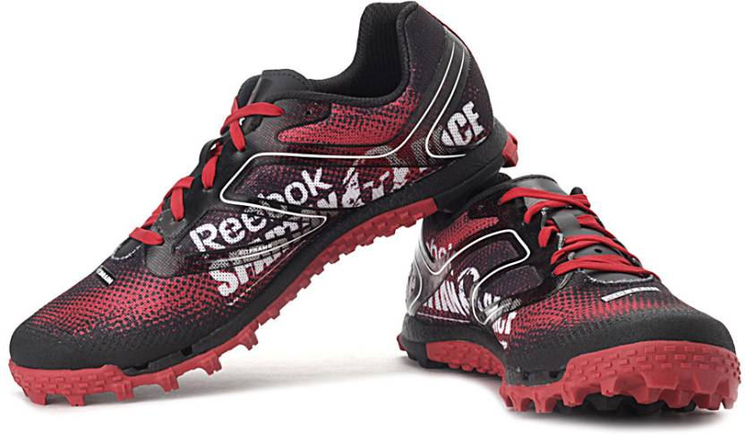 a3471d1b4ffc REEBOK All Terrain Super Outdoor Shoes For Men - Buy Black