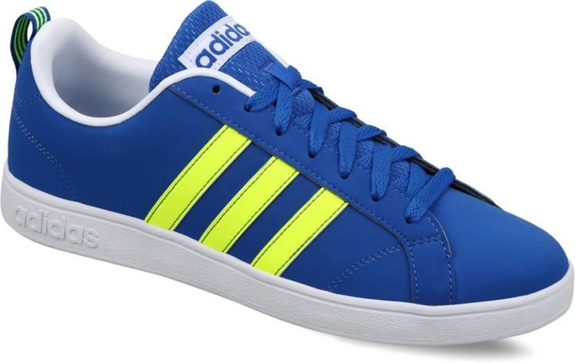 3a1cb315b7a ADIDAS NEO ADVANTAGE VS Sneakers For Men - Buy BLUE SYELLO FTWWHT ...