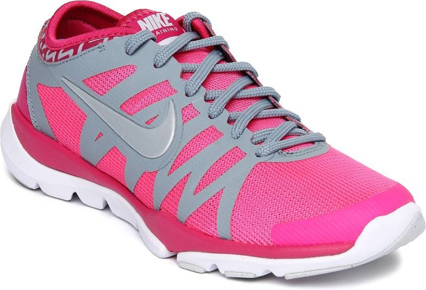 cb3cc54aa Nike Wmns Flex Supreme Tr 3 Training   Gym Shoes For Women - Buy PNK ...