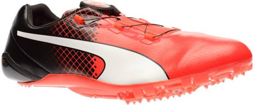 dab042a1a4d Puma Bolt evoSPEED DISC TRICKS Running Shoes For Men - Buy Puma ...