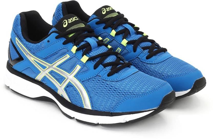 san francisco 0ba83 37cb3 Asics Gel-Galaxy 8 Men Running Shoes For Men (Black, Blue)