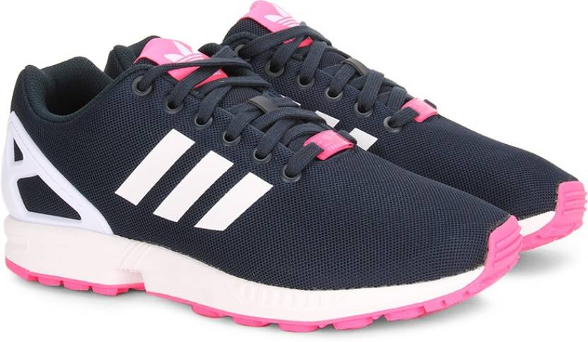 the best attitude 144e3 66f06 ADIDAS ZX FLUX W Sneakers For Women - Buy Black Color ADIDAS ...
