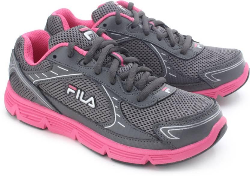 d0845faa39 Fila FS Soar Running Shoes For Women - Buy Castlerock, Pink ...