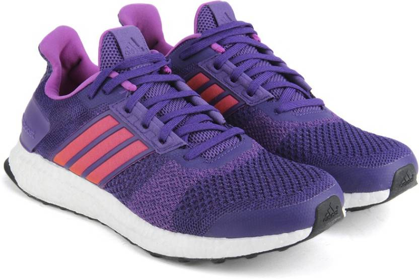 19150d4ce ADIDAS ULTRA BOOST ST W Running Shoes For Women - Buy UNIPUR SHOPUR ...