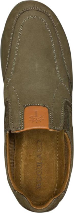 Woodland Loafers available at Flipkart for Rs.3195