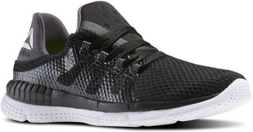 90b755345f53 REEBOK ZPRINT RUN Running Shoes For Men - Buy black Color REEBOK ...
