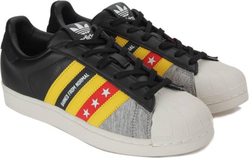 ADIDAS ORIGINALS SUPERSTAR RO W Sneakers For Women
