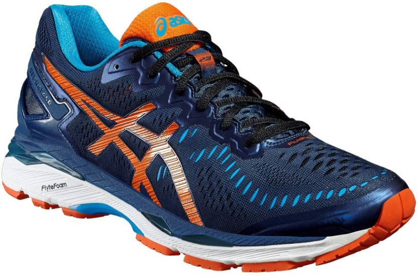 f99352ba02d1 Asics Gel-Kayano 23 Running Shoes For Men - Buy Poseidon