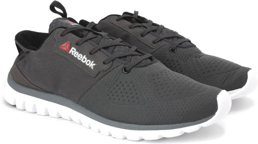 3434c2398239 REEBOK SUBLITE AIM 2.0 Running Shoes For Men - Buy GRAVEL BLACK ...