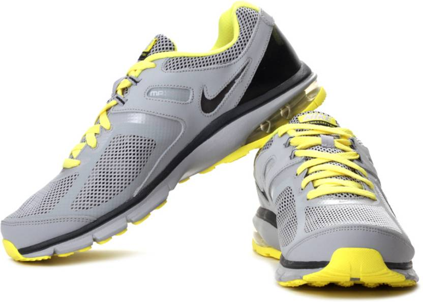 buy online 6ca98 9a83c Nike Air Max Defy Running Shoes For Men (Grey, Yellow, Black)