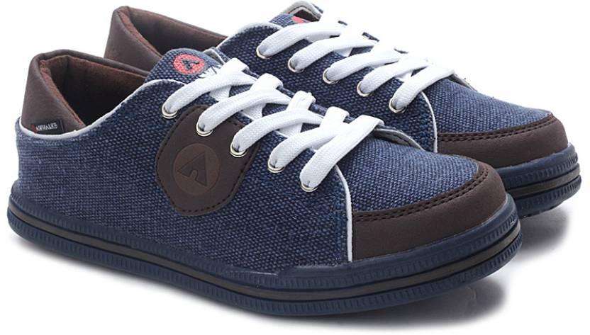 74d7936c5 Airwalk Canvas Shoes For Boys - Buy Blue Color Airwalk Canvas Shoes ...
