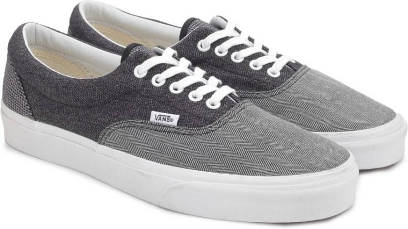 0594e87b3b Vans Era Men Canvas Sneakers For Men