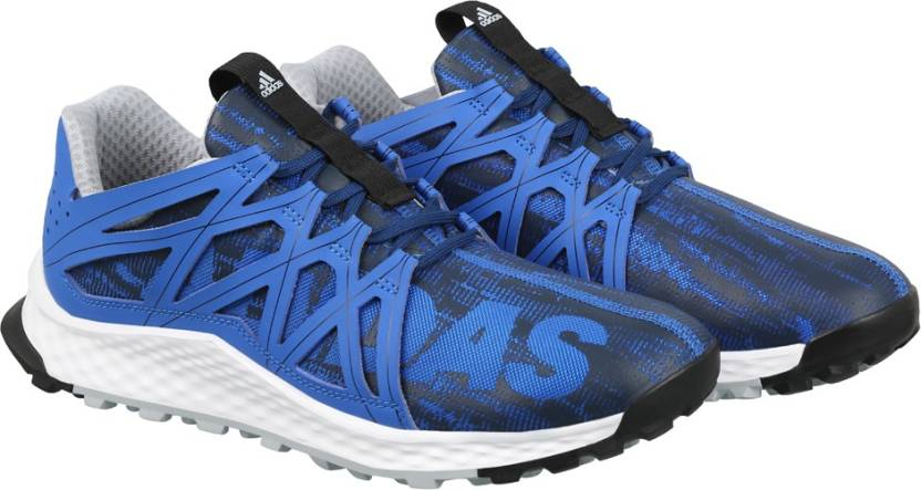 newest 0fa77 41865 ADIDAS VIGOR BOUNCE M Running Shoes For Men (Blue)