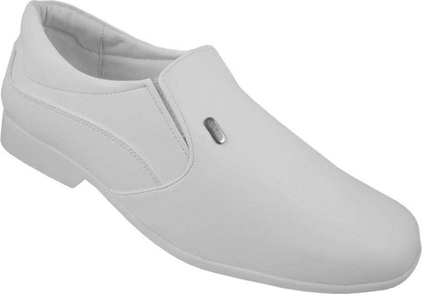 a0eee5a99e21 Action White Formal Shoe Walking Shoes For Men - Buy White-06 Color ...