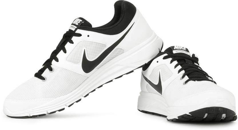 db3b4a7ec Nike Lunarfly+4 Running Shoes For Men - Buy White