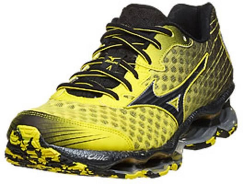 b99cbb358598 Mizuno Wave Prophecy 4 Men s Running Shoes For Men - Buy Bolt-Black ...