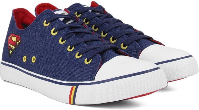 Superman SUPERMAN CANVAS Sneakers