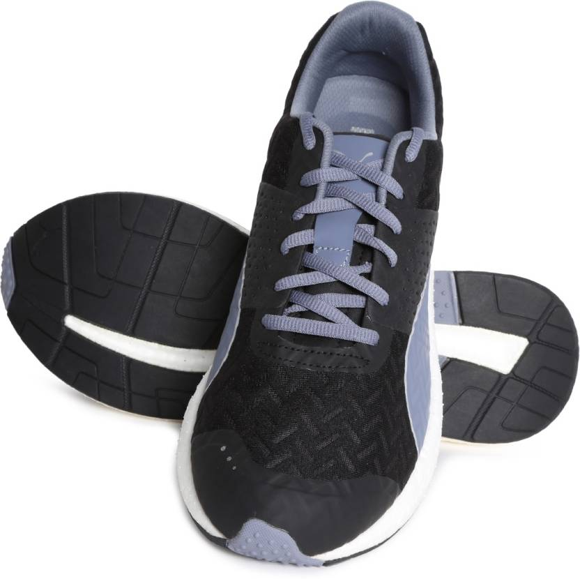 26df997b35a7 Puma NRGY Running Shoes For Men - Buy Black-Folkstone Gray Color ...