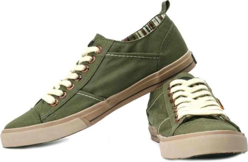 sparx canvas shoes buy olive color sparx canvas shoes
