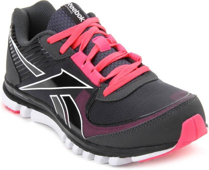f271c643973b REEBOK Sublite Duo Rush Running Shoes For Women - Buy Black